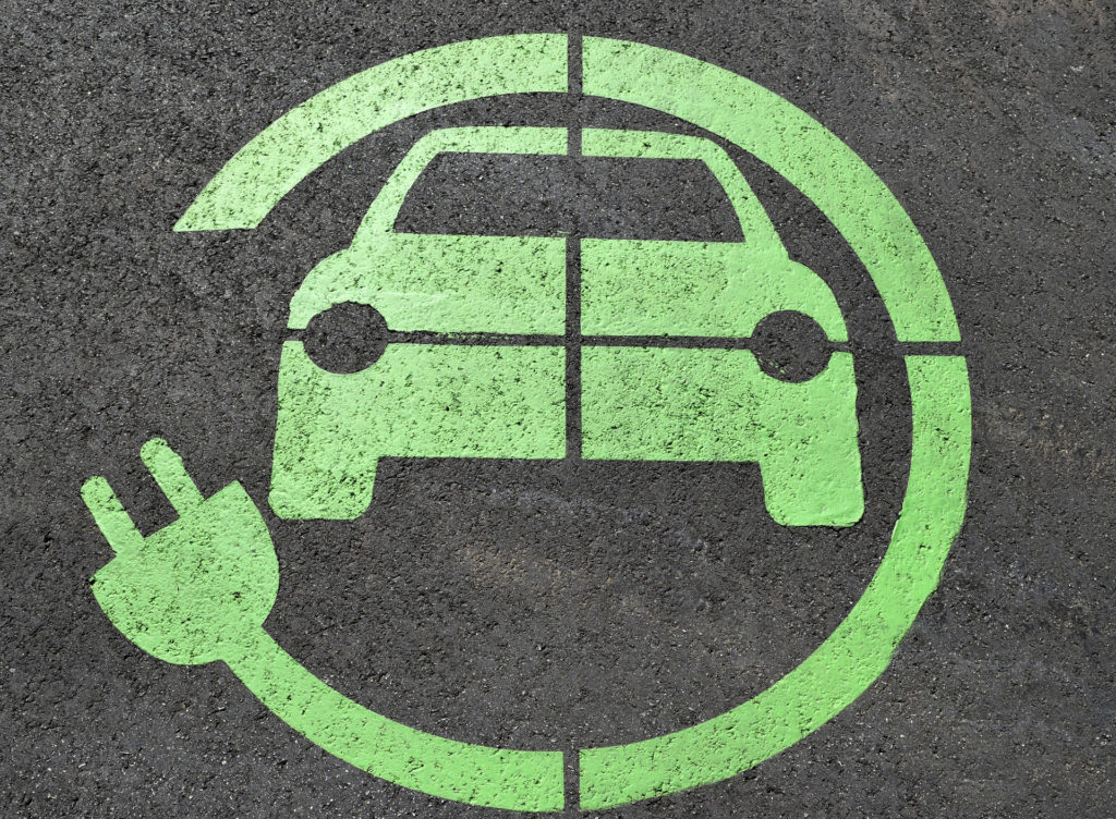 Plug in electric vehicle