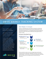 Drive Market Tracking System