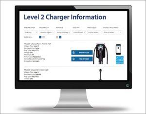 EV Charger Information